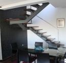 Detalhe das escadas